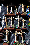Crucifixion, Crafts, Creel, Copper Canyon, Chihuaua,