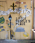 The Little People's Place bar