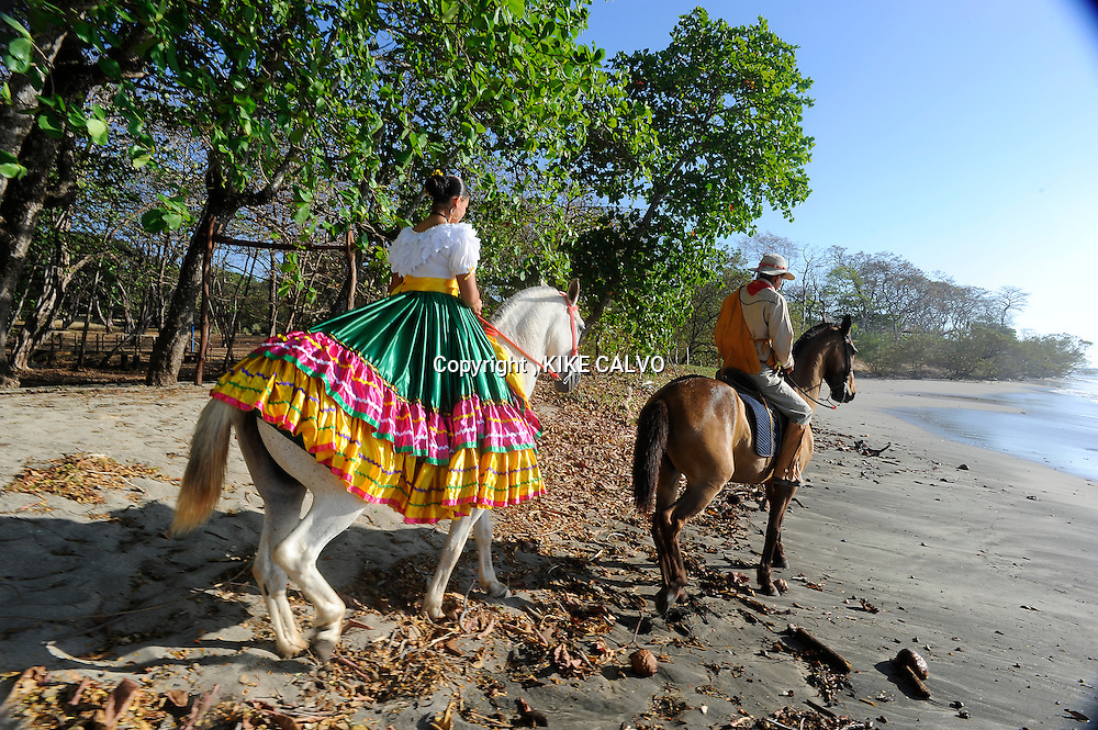 Hacienda Pinilla, a 4,500-acre project in Guanacaste Peninsula, with more than 3 miles of beaches, hotels, villas and a golf course.Horseback riding. The Hacienda hosts folkloric presentations, with Costa Rican clothes going back to the beginning of the last Century.Hacienda Pinilla, a 4,500-acre project in Guanacaste Peninsula, with more than 3 miles of beaches, hotels, villas and a golf course.Horseback riding. The Hacienda hosts folkloric presentations, with Costa Rican clothes going back to the beginning of the last Century.