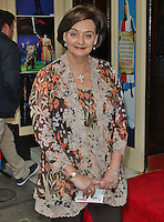 LONDON - July 31: Cherie Blair at the Spamalot Press Night (Photo by Brett D. Cove)