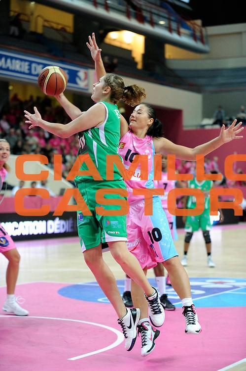 DESCRIZIONE : Ligue Feminine de Basket Ligue  1 Journee &agrave; Paris<br /> GIOCATORE : B&Auml;R Romy<br /> SQUADRA : Challes-les-Eaux<br /> EVENTO : Ligue Feminine 2010-2011<br /> GARA : Arras &ndash; Challes-les-Eaux<br /> DATA : 16/10/2010<br /> CATEGORIA : Basketbal France Ligue Feminine<br /> SPORT : Basketball<br /> AUTORE : JF Molliere par Agenzia Ciamillo-Castoria <br /> Galleria : France Basket 2010-2011 Action<br /> Fotonotizia : Ligue Feminine de Basket Ligue 1 Journee &agrave; Paris<br /> Predefinita :