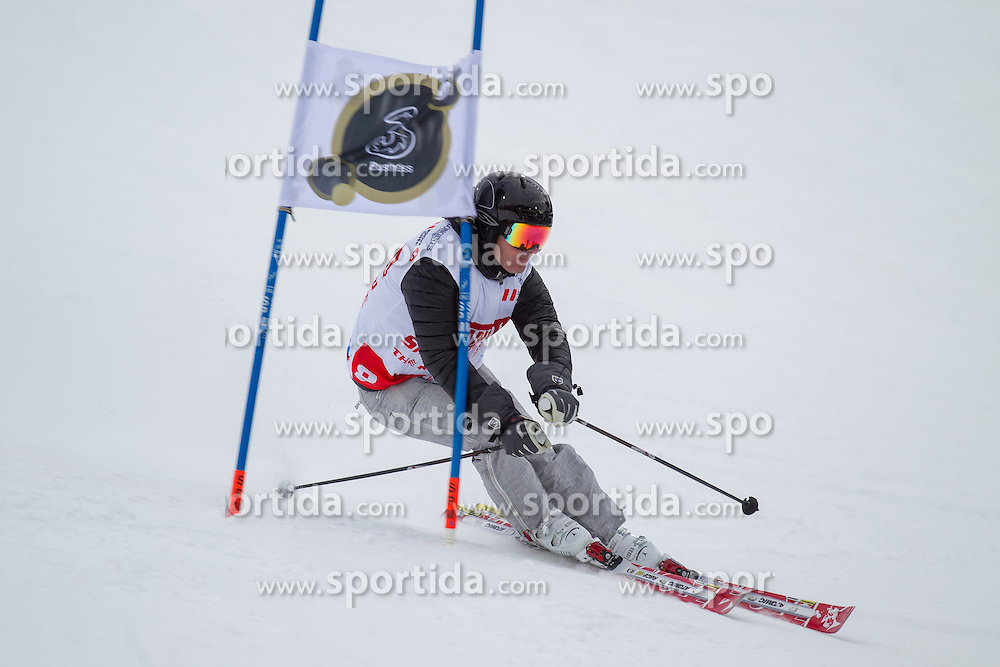 26.01.2015, Planai, Schladming, AUT, FIS Skiweltcup Alpin, Schladming, Sporthilfe Charity Promi Race, im Bild Hans Peter Steinacher // Hans Peter Steinacher during the Sporthilfe Charity VIP race at the Planai Course in Schladming, Austria on 2015/01/26, EXPA Pictures © 2015, PhotoCredit: EXPA/ Erwin Scheriau