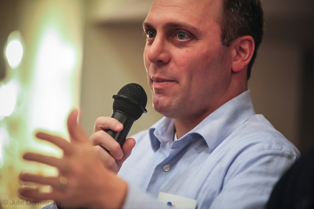 Congressman Steve Scalise speaking at a Tea Party  anti-Obamacare rally in Covington Louisiana.