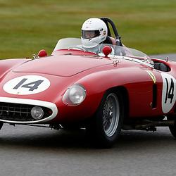 GOODWOOD REVIVAL....Richard Frankel during qualifying for the weekend races...(c) STEPHEN LAWSON | SportPix.org.uk