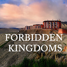 FORBIDDEN KINGDOMS