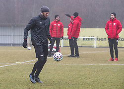 13.01.2020, Waldstadion, Pasching, AUT, 1. FBL, Trainingsauftakt, LASK, im Bild Gernot Trauner (LASK Linz) // during a Trainingssession of Austrian tipico Bundesliga Club LASK at the Waldstadion in Pasching, Austria on 2020/01/13. EXPA Pictures © 2020, PhotoCredit: EXPA/ Reinhard Eisenbauer