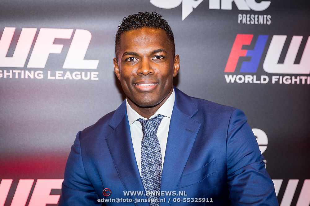NLD/Almere/20171028 - Weging + staredown Spike presents: WFL - Final 16, Remy Bonjansky