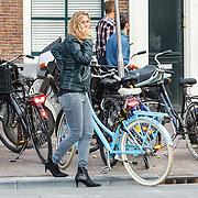 NLD/Amsterdam/20150625 - inloop première circusspektakel iD van Cirque Éloize,