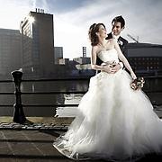Hilton Hotel Bridal Fashion Shoot - Ulster Bride 2012