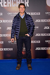 Tom Cruise during the Premiere of the movie 'Jack Reacher', Callao Cinema. Madrid. Spain, December 13, 2012. Photo by Oscar Gonzalez / i-Images..SPAIN OUT