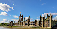 London, UK  England - October 4, 2012: House of Parliament, Big Ben