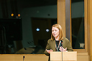 Trustees and staff of the Royal Highland &amp; Agricultural Soviety of Scotland (RHASS) and The Royal Highland Educational Trust (RHET) converged at the Scottish Parliament on Thursday 25th February, 2016 to lobby ministers on the case for continued funding for RHET, as it continues its work to inspire and educate young people in food literacy.<br /> <br /> PLEASE CREDIT CRAIG STEPHEN