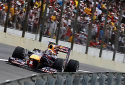Motorsports / Formula 1: World Championship 2010, GP of Brazil, 06 Mark Webber (AUS, Red Bull Racing),