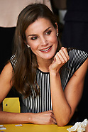 091917 Queen Letizia attends the Opening of the School Year 2017/2018