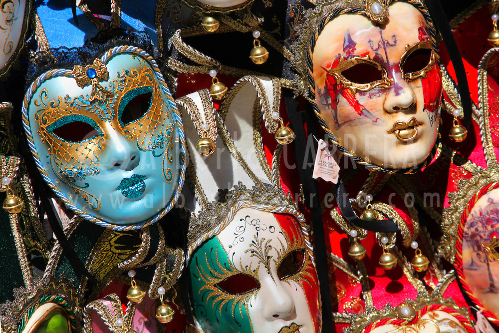 Alberto Carrera, Mask, Venice, Veneto, Italy, Europe