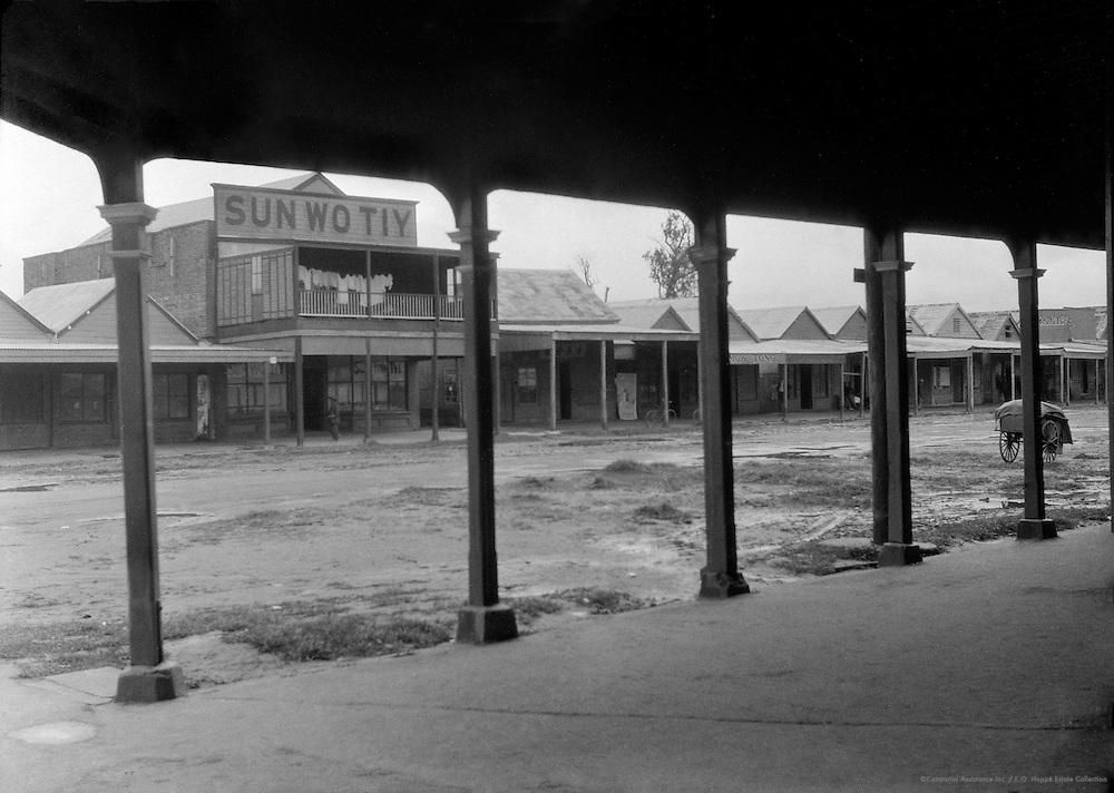 Chinatown, Darwin, Northern Territory, 1930