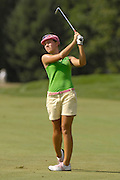 Golfer Vicky Hurst during the U.S. Women's Amateur at Crooked Stick Golf Club on Aug. 9, 2007 in Carmel, Ind.  .©2007 Scott A. Miller