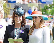 Royal Ladies Fashion, Ascot 2015- 1