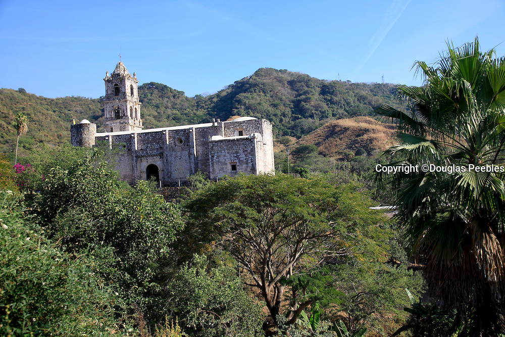 San Jose Church, Copala, Sierra Madre Mountains, Sinaloa, Mexico