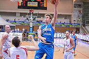 09082013 TRENTO - TRENTINO BASKET CUP - ITALIA POLONIA<br /> NELLA FOTO : MELLI<br /> FOTO CIAMILLO