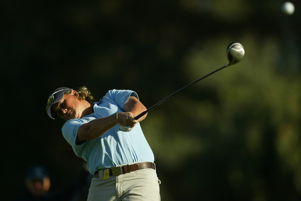 Michelle Ellis..2004 Kraft Nabisco Championship.MIssion Hills CC.Rancho Mirage, CA .Second Round.Friday, March 26 2004..photograph by Darren Carroll