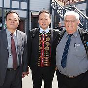 Taiwanese FoMA delegates