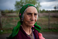 An old women looks for her granddaughter who recently eloped with a boy. The parents didn't approved the marriage, so the girls is assisting to the fair looking for candidates. Each spring in Mogila, Bulgaria, is celebrated the Gypsy Bride Market. In this festival the virginity is for sale. The honor can be bought. Every girl has a price to be agreed between the parents of the girl and the candidate. The price can range between 1.500 and 10.000€, in a country where the minimum salary is just over 100€. The market joins the Kalajdzii families, known as the thracians tinkerers, whose tradition is still alive. Many girls dress as real princesses, others prefer to dress in a modern way. They dance during hours the ring dance while grandparents and parents watch the way the young interrelate. Many girls dream to be married by the rite imposed by the tradition. Nowadays there are some girls that don't agree with the tradition and would prefer not to marry, although they assist to these market all the times. Divorces and elopements, so far taboo, are becoming everytime more frequent. Beyond the topic, ethnologists, define it as the Kalajdzii's disco, where the family honor is involved in a commercial transaction. This ritual has being celebrated for years, so anthropologists think is not going to change too much in future.