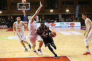 Umeh<br /> OraS&igrave; Ravenna - Segafredo Fortitudo Bologna<br /> Lega Nazionale Pallacanestro A2 2016/2017<br /> Ravenna, 01/02/2017<br /> Foto Ciamillo-Castoria