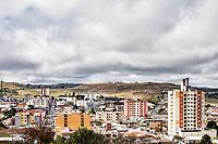 Vista da cidade. São Joaquim, Santa Catarina, Brasil. / <br /> City view. São Joaquim, Santa Catarina, Brazil.