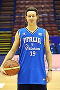 12-03-2011 MILANO ALL STAR GAME 2011 NAZIONALE ITALIANA<br /> IN FOTO: MICHELE ANTONUTTI<br /> FOTO CIAMILLO