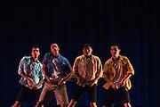 SCU Presents performs Images 2016 during dress rehearsal at Santa Clara University's Louis B. Mayer Theatre in Santa Clara, California, on February 3, 2016. (Stan Olszewski/SOSKIphoto)