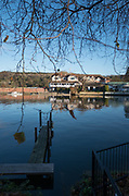 Henley, Oxfordshire. England General View; Leander Club, Henley, Berkshire <br /> Thursday  01/12/2016<br /> © Peter SPURRIER<br /> LEICA CAMERA AG  LEICA Q (Typ 116)  f1.7  1/4000sec  35mm  13.2MB