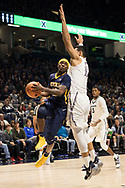 December 16, 2017 - Cincinatti, Ohio - Cintas Center: ETSU guard Jalan McCloud (12)<br /> <br /> Image Credit: Kevin Schultz
