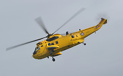 RAF Westland Sea King HAR3, Helicopter, Search and Rescue,  VE Day Air Show, Duxford, Saturday 23rd May 2015