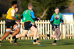 Connor Doherty of England Under 20s - Mandatory by-line: Robbie Stephenson/JMP - 08/01/2019 - RUGBY - Bisham Abbey National Sports Centre - Bisham Village, England - England Under 20s v  - England Under 20s Training