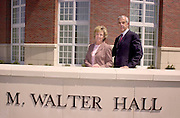 16400Margaret (Peggy) W. Walter Hall Building dedication Ceremony 4/16/04