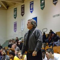 Men's Basketball: Methodist University Monarchs vs. University of Lynchburg Hornets