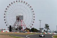 Valtteri Bottas (FIN) Williams FW36.<br /> Japanese Grand Prix, Friday 3rd October 2014. Suzuka, Japan.