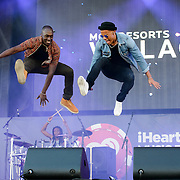 Nico & Vinz, 2014 iHeartRadio Music Festival
