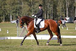 Janssen Liesbet (BEL) - Estrea van 't Amaryllishof<br /> LRV Nationaal Tornooi Genk 2012<br /> © Dirk Caremans
