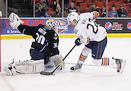 OKC Barons vs Milwaukee Admirals - 11/16/2012