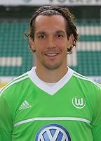Fotball<br /> Tyskland<br /> 18.07.2012<br /> Foto: Witters/Digitalsport<br /> NORWAY ONLY<br /> <br /> Emanuel Pogatetz<br /> Bundesliga, VfL Wolfsburg, Fototermin 2012