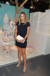ALEX MEYERS at the Tiffany & Co. Exhibition 'Fifth And 57th' Opening Night held in The Old Selfridges Hotel, Orchard Street, London on 1st July 2015.