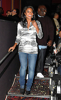 "Gabrielle Union  arriving for a screening of the movie, ""A Perfect Holiday"" in Washington, DC on December 4, 2007"