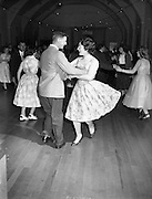 Ceili at Mansion House for Gael Linn..19/10/1958