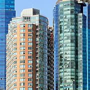 Jersey City, New Jersey high rises