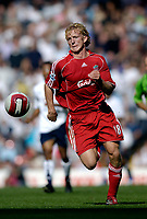 Photo: Jed Wee.<br />Liverpool v Tottenham Hotspur. The Barclays Premiership. 23/09/2006.<br /><br />Liverpool's Dirk Kuyt.