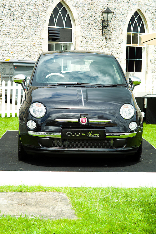 Gucci and Fiat 500 hook up to be uber gorgeous and glamourous