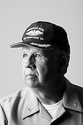 Arthur H. Sulzer<br /> Navy<br /> O-6<br /> OIF<br /> May 1975 - May 2005<br /> <br /> Veterans Portrait Project<br /> Philadelphia, PA