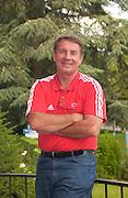 2005 FISA World Cup, Rotsee, Lucerne, SWITZERLAND, 06.07.2005 Team photo's  Hotel Grand Europe - Jurgan Grobler.© Peter Spurrier. .email images@intersport-images..[Mandatory Credit Peter Spurrier/ Intersport Images]